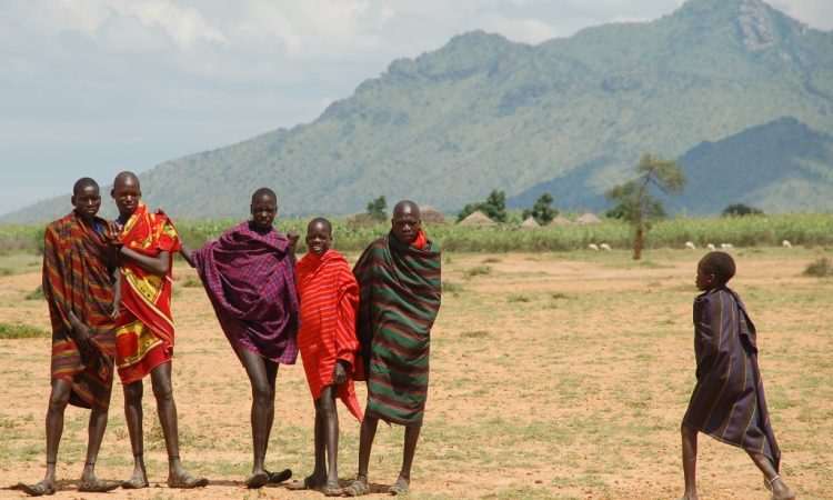 The Karamojong